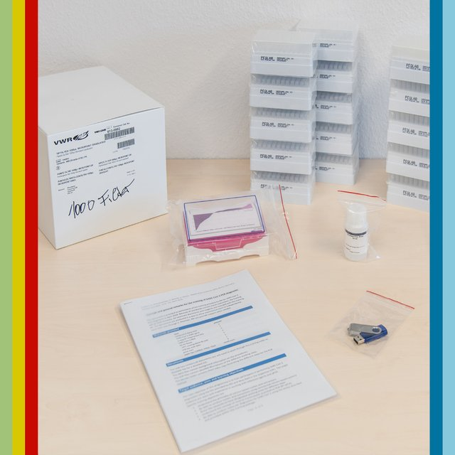 Robert Koch Institute - Medical Supplies